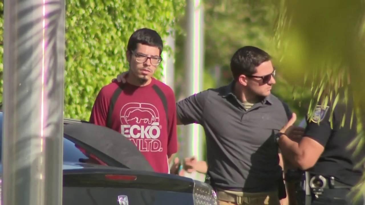 Man taken into custody in Hialeah