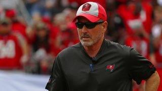 Buccaneers fire coach Dirk Koetter after 3 seasons