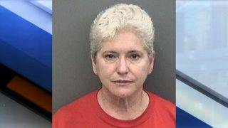 Florida teacher accused of slapping student in class