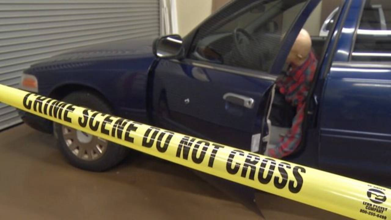 crime scene training FLETC