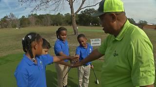 Army vet teaches life lessons through golf
