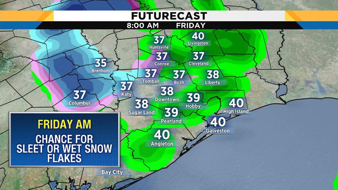 Forecast fro Friday 12-14-18