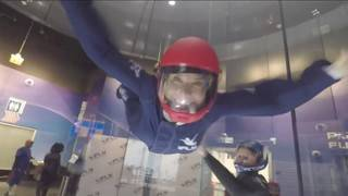 The Gang Takes Flight at iFly | River City Live
