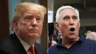 Trump weighs in on Stone's arrest, saying others should be charged with lying