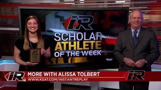 Scholar Athlete: Alissa Tolbert, Marshall High School