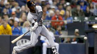Brewers draw even in NL Central with Cubs, beat Tigers 6-5