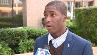 Staffer for Fort Lauderdale mayoral candidate accused of vandalizing signs
