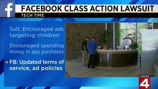 Facebook class action lawsuit