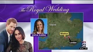 Massive security in Windsor ahead of royal wedding
