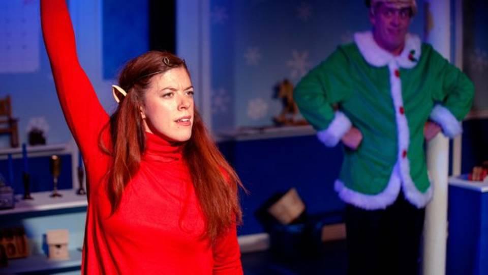 The Elves and the Schumachers Theatre Nova
