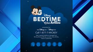 Mickey Mouse & friends are back to help put your kid to bed