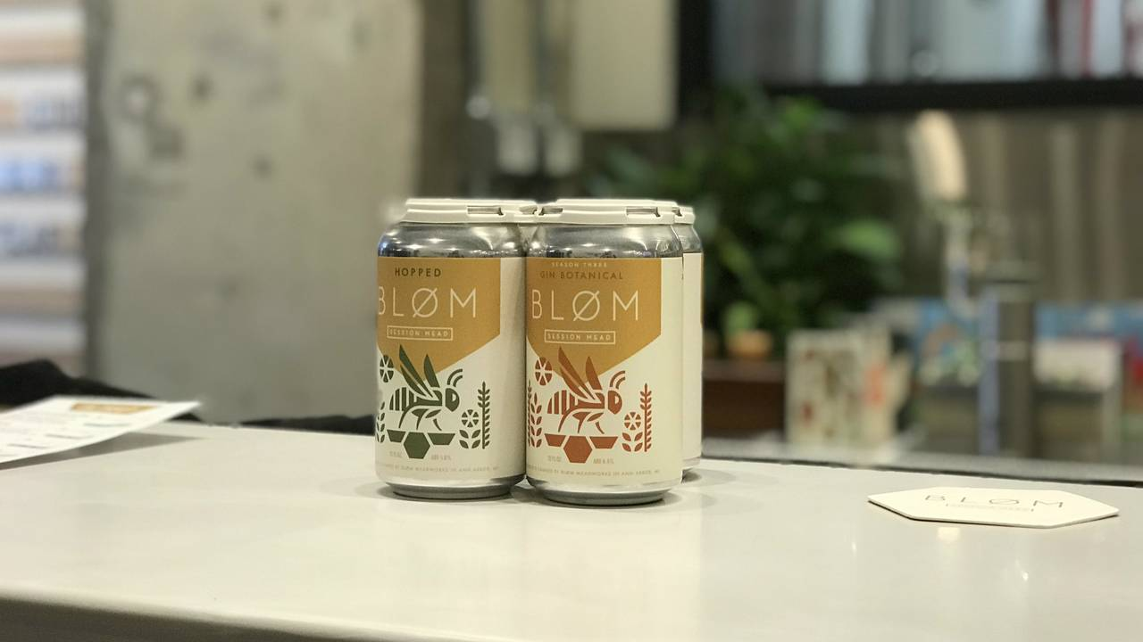 Blom Meadworks mead