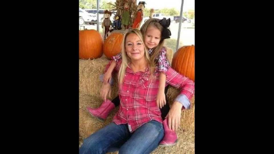 KATHRYN BALDWIN AND DAUGHTER