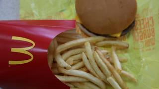 Man's 6-year-old McDonald's food pulled from eBay