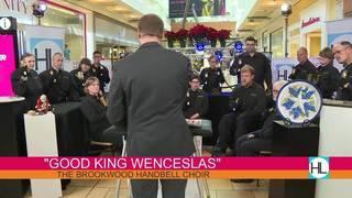 Brookwood Handbell Choir Rings In The Holidays