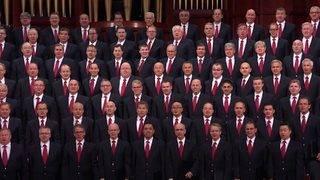 Music & The Spoken Word: Mormon Weekly