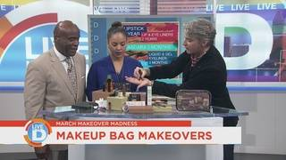March Makeover Madness: Makeup bags