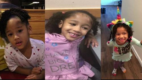 'I just want to find my baby': Missing child's family makes public plea