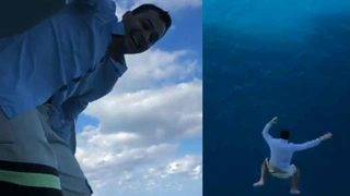 Man who jumped off cruise ship, posted video on Instagram banned for life