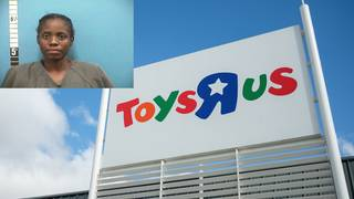 Deerfield Beach woman steals nearly $1,800 worth of items from Toys 'R' Us