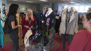 Women Making a Difference: Veteran helps women get back on their feet