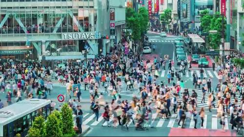 Shibuya Crossing: What you need to know about Tokyo's most chaotic intersection