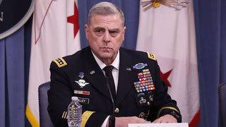 Trump names Army Chief of Staff Mark Milley to be new Joint Chiefs chairman