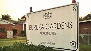 Eureka Gardens background, investigation timeline