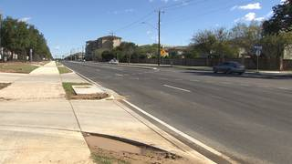 Completed construction projects to provide traffic relief on UTSA Boulevard