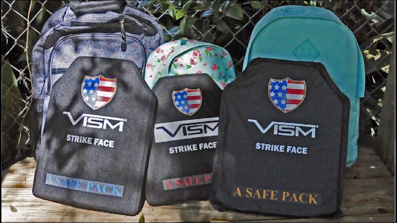 safe pack still