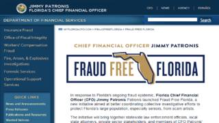 Florida's CFO joins consumers, News 6 to expose conmen