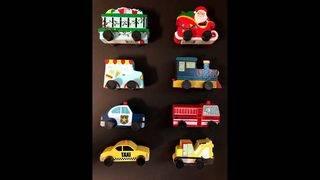 Target recalls wooden toy cars that pose choking risk