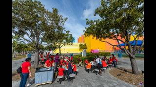 Miami Children's Museum Reopens Safety Zone
