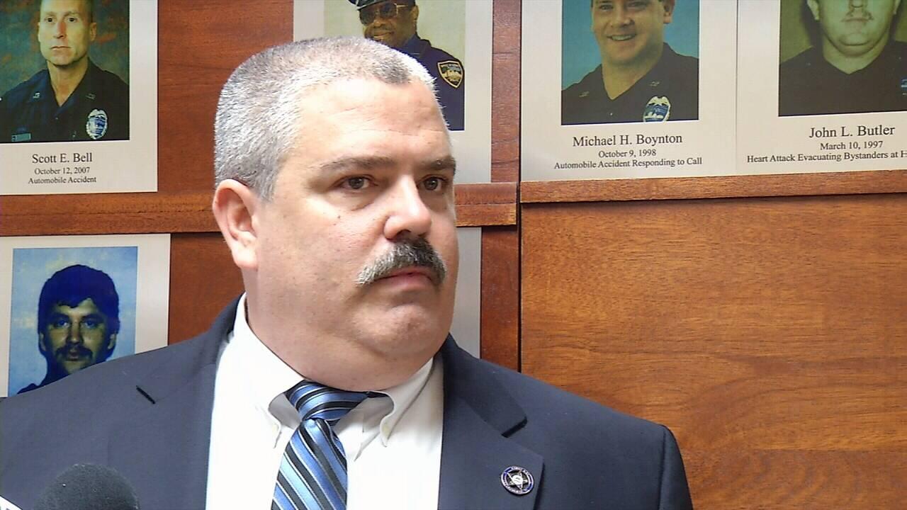 FOP President Steve Zona