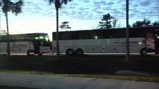 UCF Knights arrive in Arizona for Fiesta Bowl