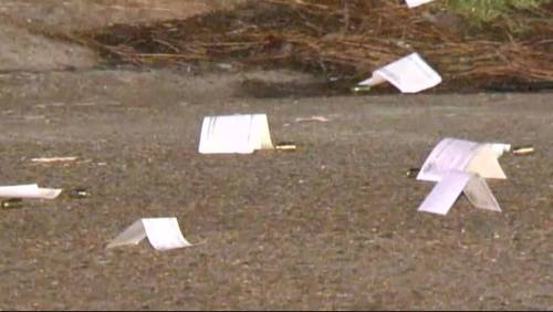 Sleeping teen girl wounded in drive-by shooting