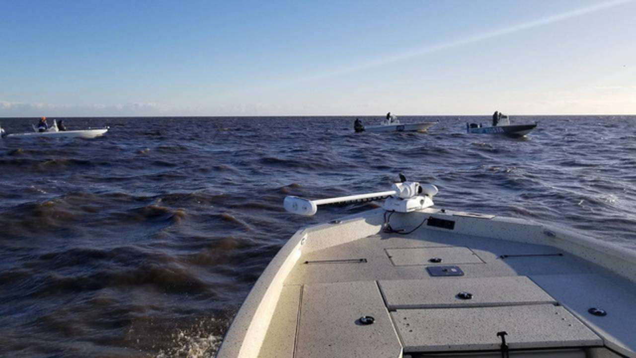 Lake Okeechobee search