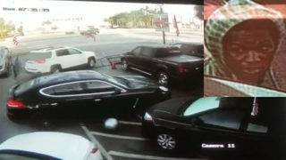 Thieves drive SUV through chain-link fence to steal Porsche from&hellip&#x3b;