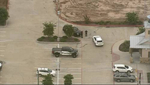 Toddler struck by vehicle in learning center parking lot, police say