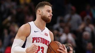 Griffin scores 30, Detroit Pistons beat Knicks 115-108