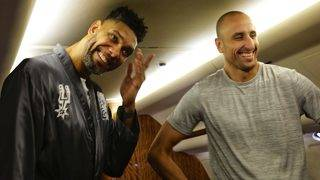 Tim Duncan's robe, Manu's apron: How to grab items used for H-E-B commercials