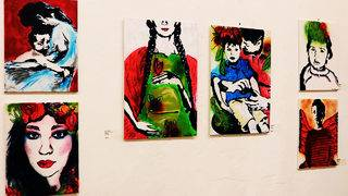 Traveling art exhibit featuring LGBTQ artists from Texas stops in San Antonio