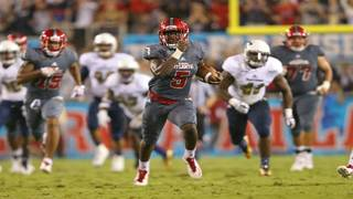 Driskel, Singletary lead Owls past FIU in 'Shula Bowl'