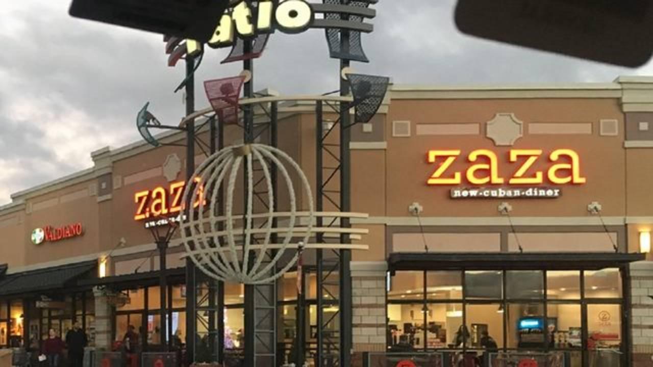 Zaza Cuban restaurant