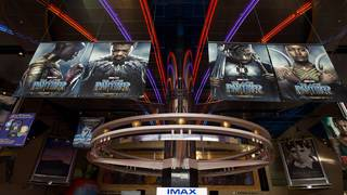 'Black Panther' crushes box office records in opening weekend