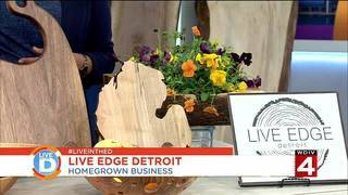 A Troy business creating beauty out of recycled wood