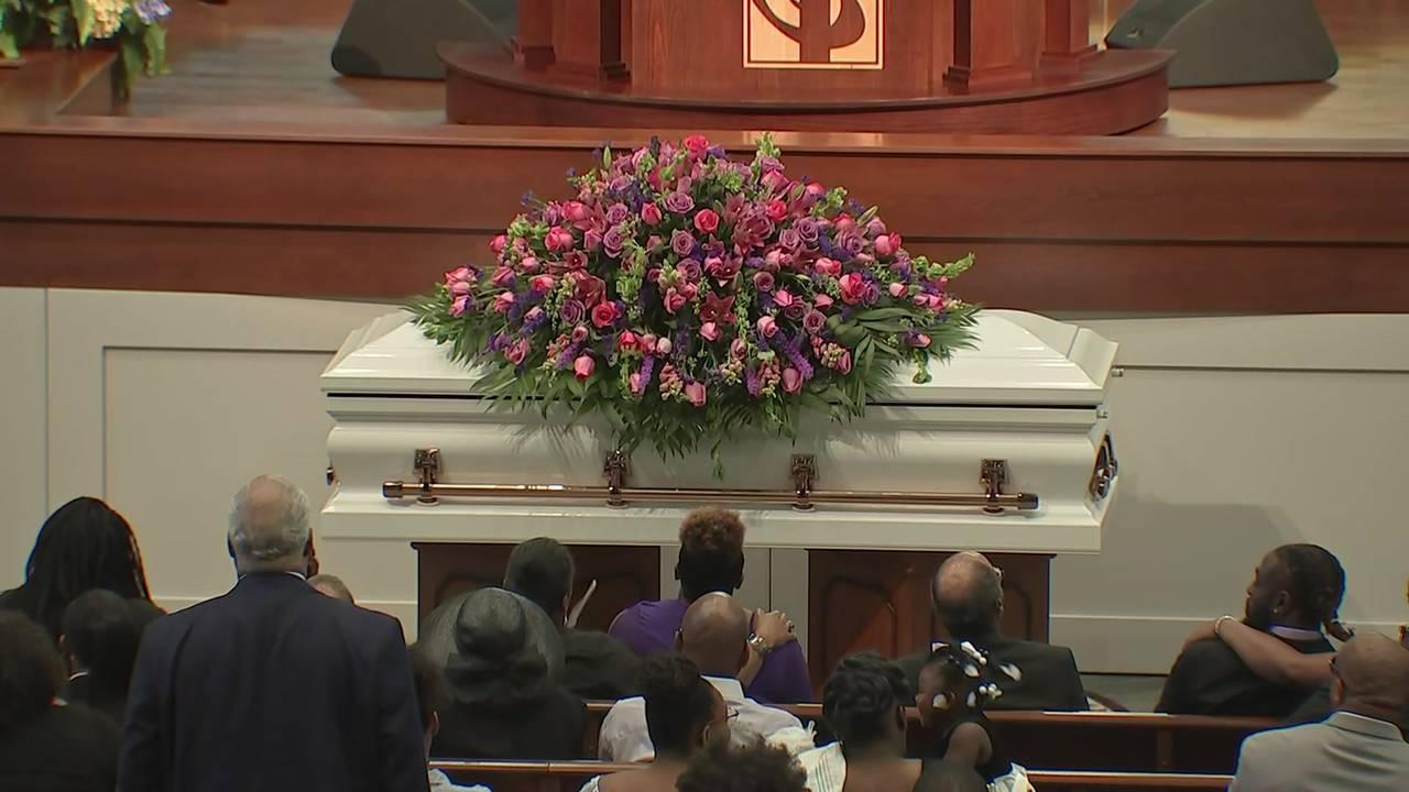 Pamela Turner funeral 5-23-19