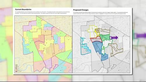 Fort Bend ISD board of trustees discusses rezoning proposals