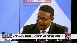 Attorney general candidate Sean Shaw on death penalty, Affordable Care Act