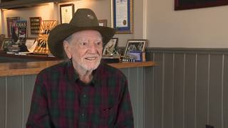 Video: Willie Nelson ready for San Antonio Stock Show & Rodeo